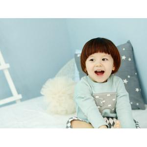 フリー写真, 人物, 子供, 韓国人, 口を開ける
