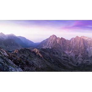 フリー写真, 風景, 自然, 山, ロッキー山脈
