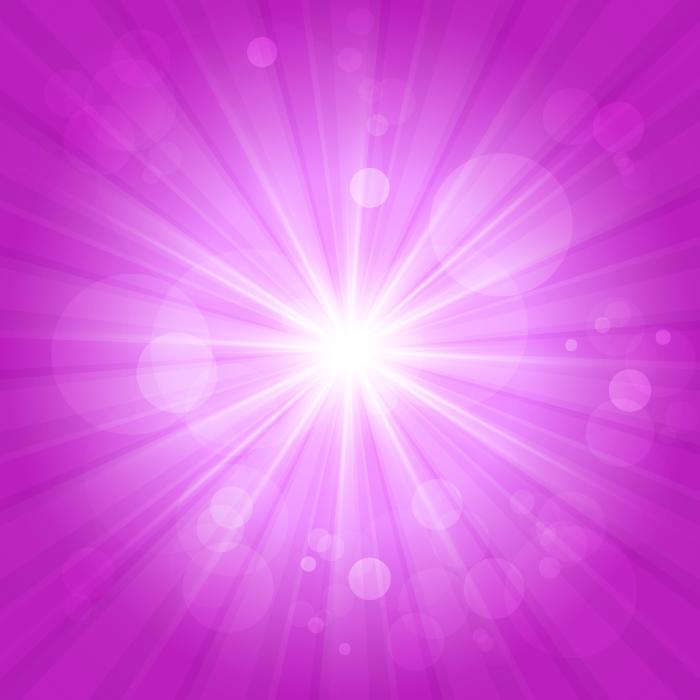 フリーイラスト 閃光とピンク色の背景