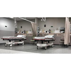 フリー写真, 風景, 病院, 病室, 医療, ベッド