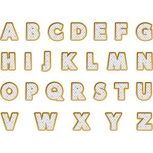 フリーイラスト, ベクター画像, AI, 文字, アルファベット