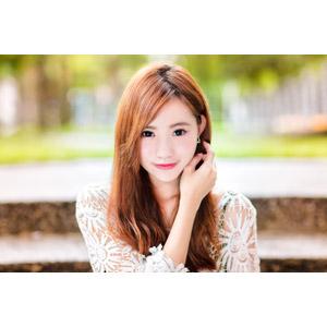 フリー写真, 人物, 女性, アジア人女性, 女性(00256), 中国人