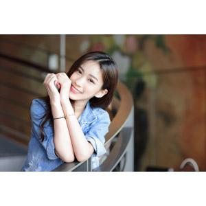 フリー写真, 人物, 女性, アジア人女性, 楚珊(00053), 中国人