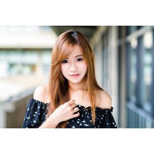 フリー写真, 人物, 女性, アジア人女性, 小潔(00183)