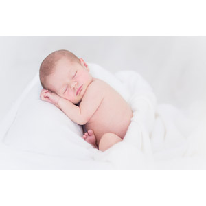 フリー写真, 人物, 子供, 赤ちゃん, 寝る(寝顔)