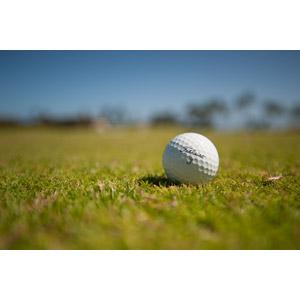 フリー写真, スポーツ, 球技, ゴルフ, ゴルフボール, 芝生
