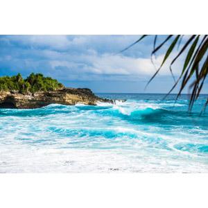 フリー写真, 風景, 自然, 海, 海岸, 波