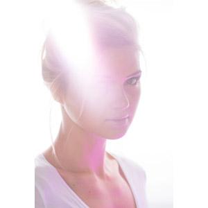 フリー写真, 人物, 女性, 外国人女性, アメリカ人, 太陽光(日光)