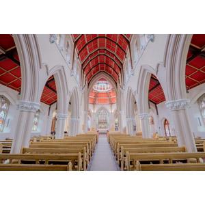 フリー写真, 風景, 建造物, 建築物, 教会(聖堂), イギリスの風景, イングランド