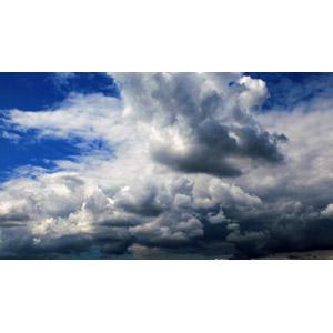 フリー写真, 風景, 自然, 空, 雲, 積乱雲(入道雲)