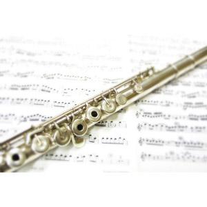 フリー写真, 音楽, 楽器, 木管楽器, フルート, 楽譜