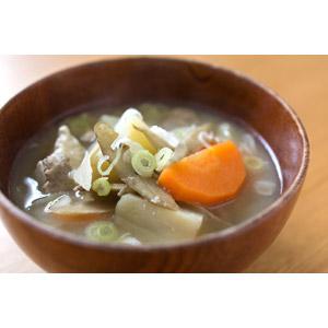フリー写真, 食べ物(食料), 料理, 汁物, 豚汁(とん汁), 日本料理, 和食