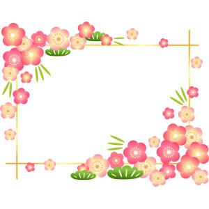 イラスト ひな祭り 桃の花 イラスト : フリーイラスト, ベクター画像 ...
