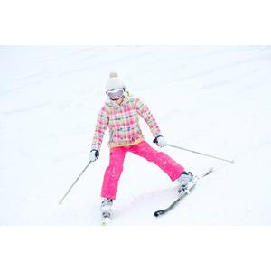 フリー写真, 人物, 女性, 女性(00043), スポーツ, ウィンタースポーツ, スキー, 冬, レジャー, スキーヤー