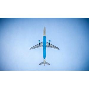 フリー写真, 乗り物, 航空機, 飛行機, 旅客機, 青空