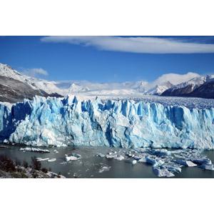 フリー写真, 風景, 自然, 氷河, 氷, ペリト・モレノ氷河, アルゼンチンの風景