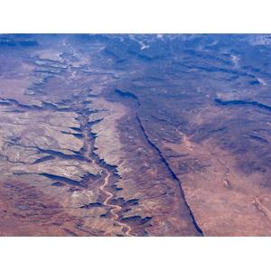 フリー写真, 風景, 自然, 渓谷, 河川, コロラド川, グレン・キャニオン, アメリカの風景, ユタ州