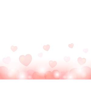 フリーイラスト, ベクター画像, AI, 背景, ハート, 愛(ラブ), 2月, バレンタインデー