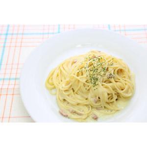 フリー写真, 食べ物(食料), 麺類, パスタ, 料理, カルボナーラ