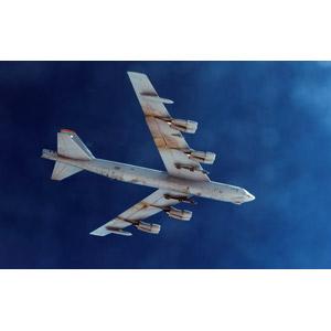 フリー写真, 乗り物, 航空機, 飛行機, 兵器, 爆撃機, B-52 ストラトフォートレス, アメリカ軍