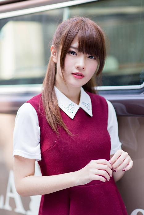 フリー写真 台湾女性のポートレイト