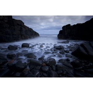 フリー写真, 風景, 自然, 海, 海岸, 岩