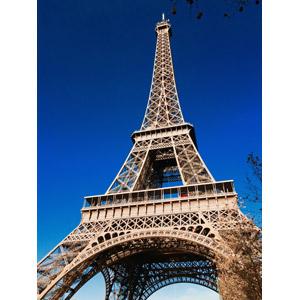 フリー写真, 風景, 建造物, 建築物, 塔(タワー), エッフェル塔, フランスの風景, パリ, 世界遺産