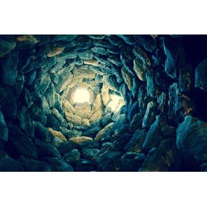 フリー写真, 風景, 建造物, 建築物, スー・ヌラージ・ディ・バルーミニ, ヌラーゲ, 遺跡, 世界遺産, イタリアの風景, サルデーニャ州, 石, 塔(タワー)