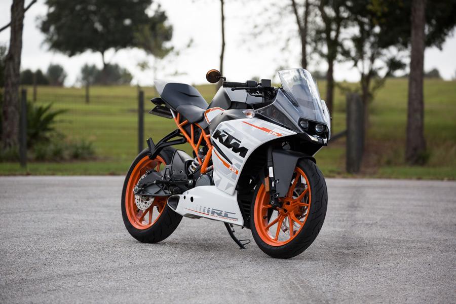 フリー写真 KTM 390 アドベンチャー