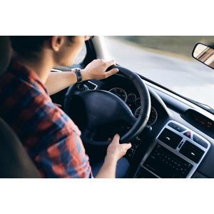 フリー写真, 人物, 男性, 外国人男性, 人と乗り物, 自動車, ドライブ