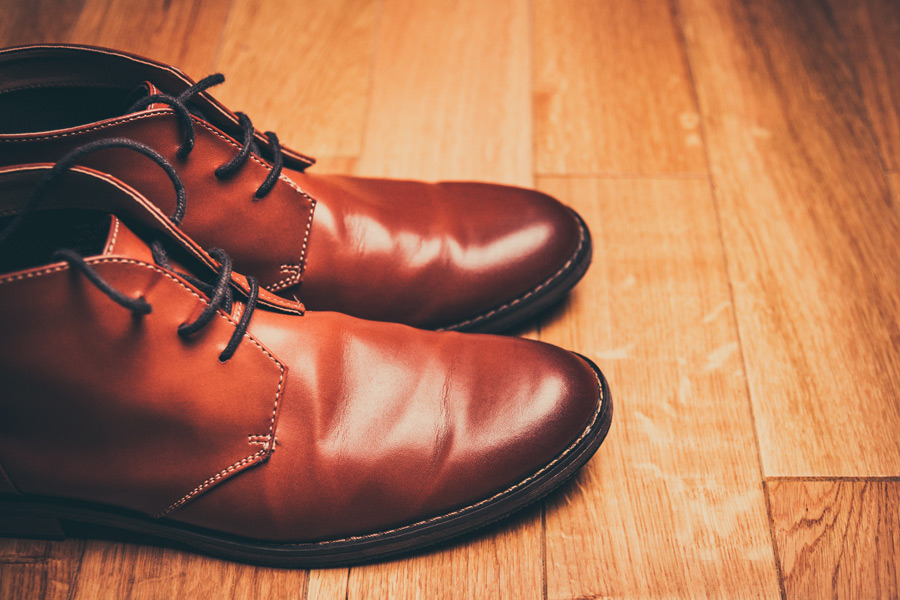 フリー写真 革靴