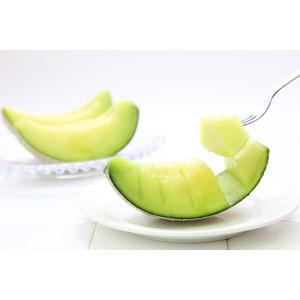 フリー写真, 食べ物(食料), 果物(フルーツ), メロン