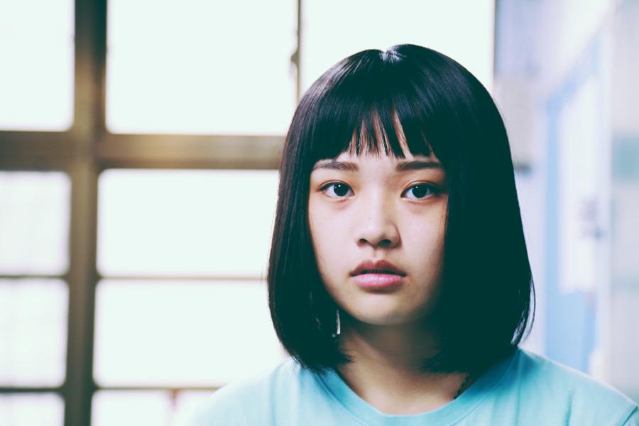 フリー写真 日本の少女のポートレイト