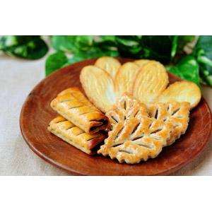 フリー写真, 食べ物(食料), 菓子, 洋菓子, クッキー(ビスケット), うなぎパイ, パイ