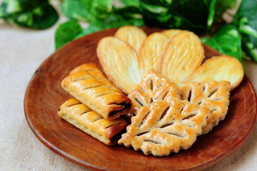 フリー写真 クッキーパイ