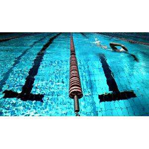 フリー写真, 人物, スポーツ, ウォータースポーツ, 競泳, 泳ぐ(水泳), プール, クロール, 運動