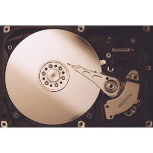 フリー写真, パソコンパーツ, ハードディスク(HDD), 補助記憶装置