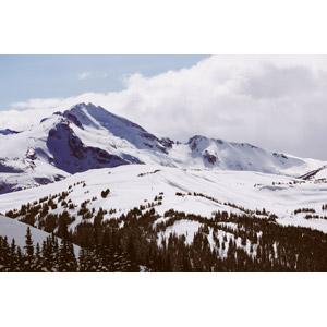 フリー写真, 風景, 自然, 山, 雪, ブリティッシュコロンビア州, カナダの風景