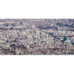 フリー写真, 風景, 建造物, 建築物, 高層ビル, 都市, 街並み(町並み), ブルガリアの風景