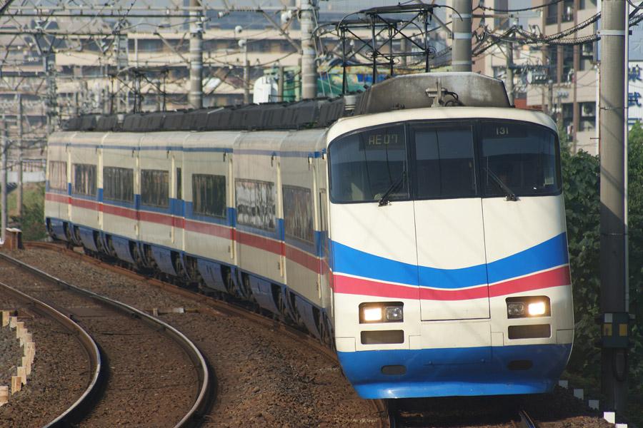 フリー写真 京成AE100形電車のスカイライナー