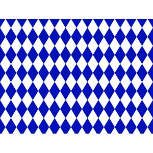 フリーイラスト, ベクター画像, AI, 背景, ひし形, 青色(ブルー), ダイヤ(シンボル)