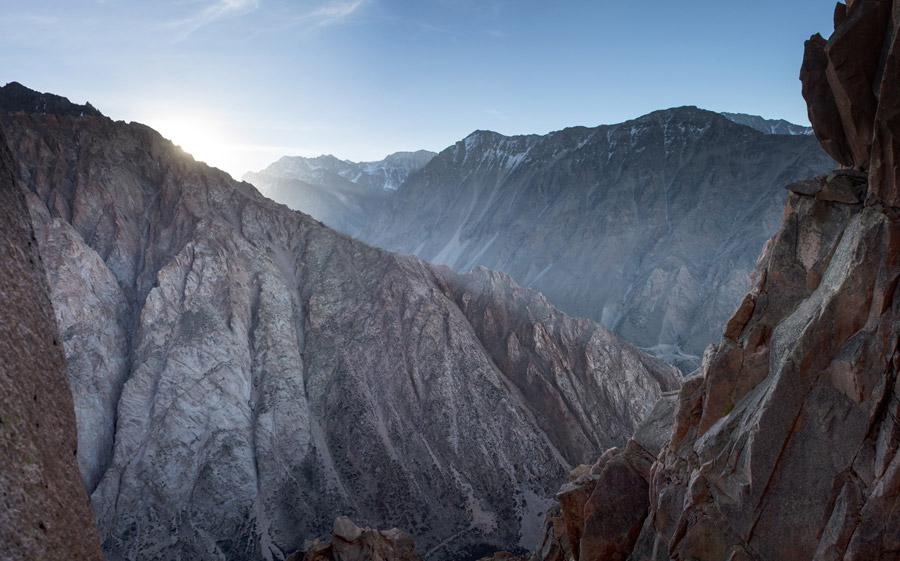 フリー写真 アルゼンチンのアンデス山脈