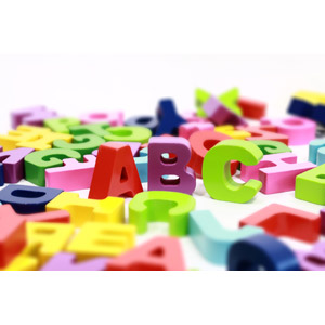 フリー写真, 玩具(おもちゃ), 文字, アルファベット, 英語, 教育, 積木(積み木), ブロック(玩具)