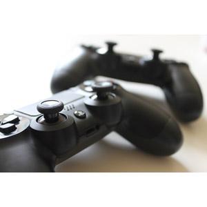 フリー写真, 家電機器, ゲーム機, ゲーム, コントローラー, PlayStation 4(PS4), ソニー(SONY)