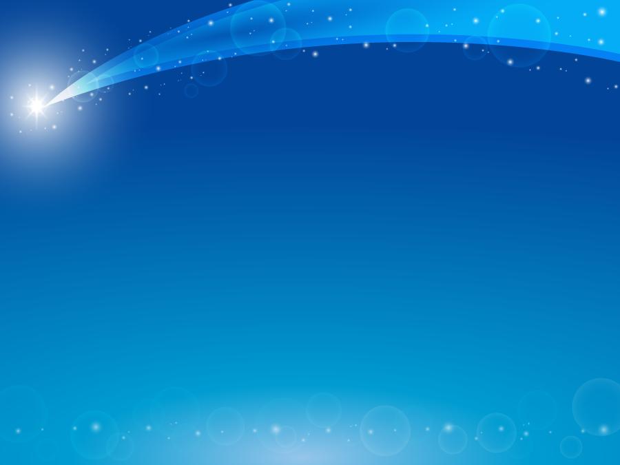 フリーイラスト 流れ星と光の玉ボケの飾り枠