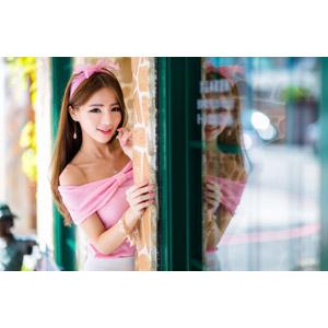 フリー写真, 人物, 女性, アジア人女性, Dora(00078), 中国人, バンダナ