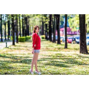フリー写真, 人物, 女性, アジア人女性, 女性(00170), 中国人