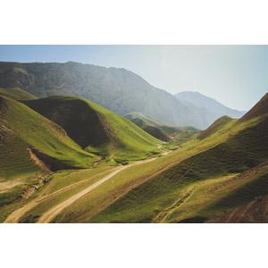 フリー写真, 風景, 自然, 山, 渓谷, アフガニスタンの風景