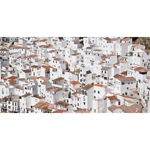 フリー写真, 風景, 建造物, 建築物, 街並み(町並み), 街(町), スペインの風景