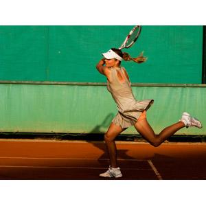 フリー写真, 人物, 女性, 外国人女性, スポーツ, 球技, テニス, テニス選手